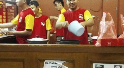 """Photo of Bakery Martabak bangka """"Toko lili"""" at Jl. Suroso No.1, Cianjur, Indonesia"""
