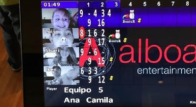 Photo of Bowling Alley Alboa Patriotismo at Av. Patriotismo 201, Col. san pedro De Los Pinos 03800, Mexico