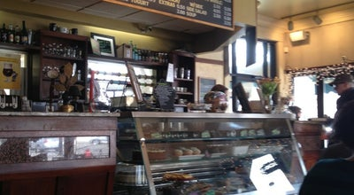 Photo of Cafe Caffe Aroma at 957 Elmwood Ave, Buffalo, NY 14222, United States