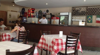 Photo of Italian Restaurant Cantina Borgonovo at R. Dq. De Caxias, 112, Joinville 89201-460, Brazil