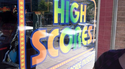 Photo of Arcade High Scores Arcade at 1414 Park St, Alameda, CA 94501, United States