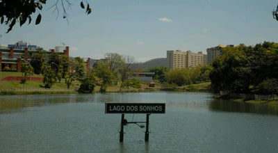 Photo of Lake Lago dos Sonhos at Sesc Caldas Novas, Caldas Novas, Brazil