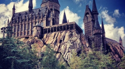 Photo of Theme Park Ride / Attraction Harry Potter and the Forbidden Journey / Hogwarts Castle at Wizarding World, Orlando, FL 32819, United States