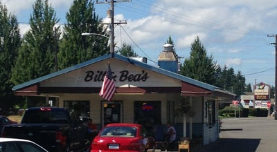 Photo of Burger Joint Bill & Bea's Drive-Thru at 1215 Harrison Ave, Centralia, WA 98531, United States