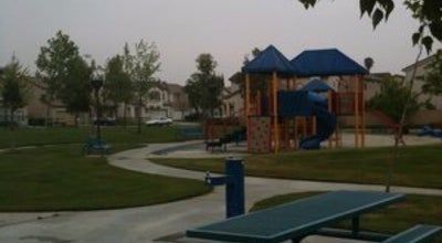 Photo of Playground Perry Street Mini Park at 21520-21590 S Perry St, Carson, CA 90745, United States