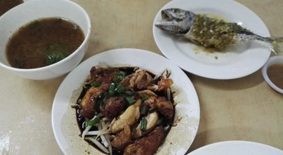 Photo of Chinese Restaurant Chicken Rice 明发鸡饭(亚参鱼) at 215, Jalan Gan Chai Leng, Perai 13700, Malaysia