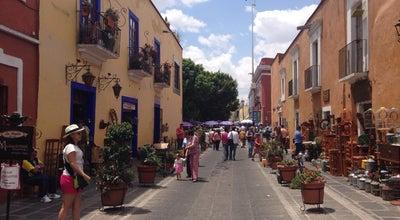 Photo of Historic Site Callejón de Los Sapos at 6 Sur, Puebla 72000, Mexico