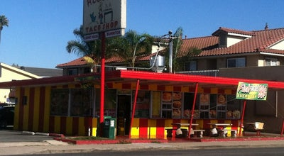 Photo of Mexican Restaurant Alberto's Taco Shop at 1183 13th St, Imperial Beach, CA 91932, United States