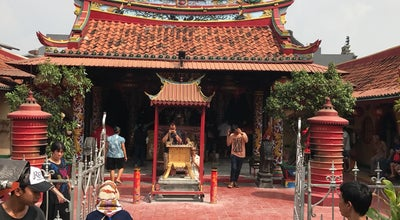 Photo of Temple Vihara Padumuttara (Boen Tek Bio) at Jalan Bhakti Saham No. 14, Tangerang 15118, Indonesia