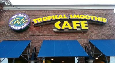 Photo of Sandwich Place Tropical Smoothie Café at 1556 Potomac Greens Dr, Alexandria, VA 22314, United States