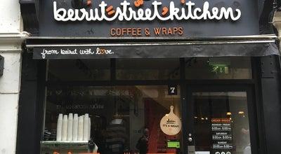 Photo of Cafe Beirut Street Kitchen at United Kingdom