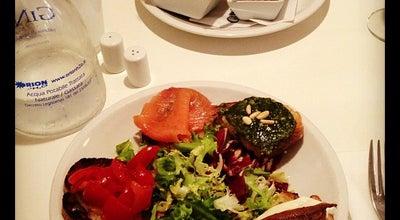 Photo of French Restaurant GiNa at Via San Sebastianello 7/a, Roma 00187, Italy