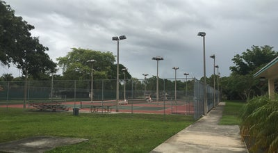 Photo of Tennis Court Continental tennis center at 10001 Sw 82nd Ave, Miami, FL 33156, United States