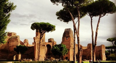 Photo of Historic Site Terme di Caracalla at Viale Delle Terme Di Caracalla, Rome 00153, Italy