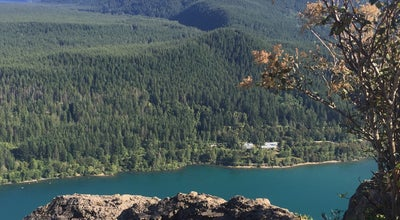 Photo of Trail Rattlesnake Mountain Grand Prospect at North Bend, WA, United States