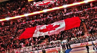 Photo of Hockey Arena Air Canada Centre at 40 Bay St., Toronto, On M5J 2X2, Canada