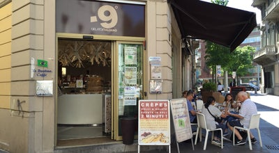 Photo of Ice Cream Shop -9 Gelato at Via Al Forte 4, Lugano 6900, Switzerland