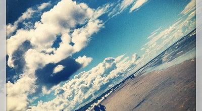 Photo of Beach Liepājas pludmale / Liepaja Beach at Liepāja, Latvia