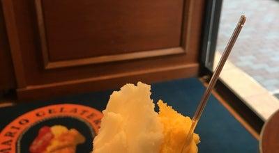 Photo of Ice Cream Shop MARIO GELATERIA 銀座店 at 銀座1-13-10, 中央区 104-0061, Japan