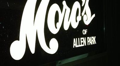 Photo of Italian Restaurant Moro's of Allen Park at 6535 Allen Rd, Allen Park, MI 48101, United States