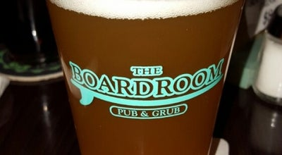 Photo of Gastropub The Boardroom Pub and Grub at 158 Miracle Strip Pkwy Se, Fort Walton Beach, FL 32548, United States