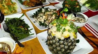 Photo of Cambodian Restaurant Khmer Surin Restaurant at #9 St. 57, Phnom Penh, Cambodia