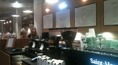 Photo of Coffee Shop Saint-Henri Micro-Torréfacteur Québec at 849 Saint-joseph E, Québec, QC, Canada