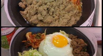 Photo of Korean Restaurant Mr. Kimbob at Lg/f Sm City Bacoor, E Aguinaldo Hwy, Bacoor City 4102, Philippines