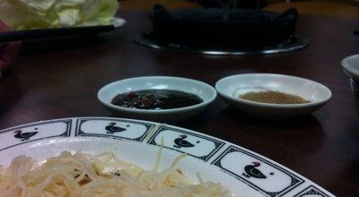 Photo of Chinese Restaurant 帝王食補 薑母鴨 at 忠明南路244號, 西區 403, Taiwan