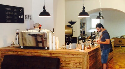 Photo of Cafe UP-Coffee at Theresienstraße 33, Passau 94032, Germany