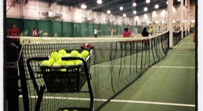 Photo of Tennis Court 江坂テニスセンター at 芳野町13-50, 吹田市 564-0054, Japan