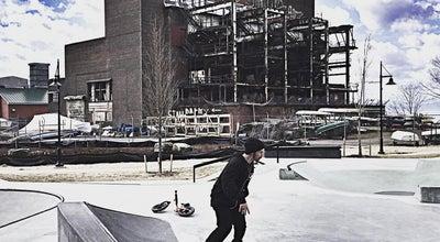 Photo of Skate Park Burlington Skate Park at Lake St, Burlington, VT 05401, United States