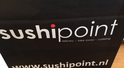 Photo of Sushi Restaurant SushiPoint at Goudsesingel 107-109, Rotterdam 3031 EE, Netherlands