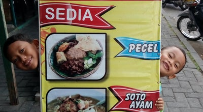 Photo of Vegetarian / Vegan Restaurant Pecel Kediri Manahan at Jl. Ks. Tubun No. 27, Surakarta 57139, Indonesia