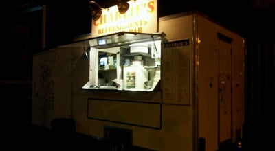 Photo of Food Truck Charlie's Burger Van at Haslett Ave E, Three Bridges RH1 0 1, United Kingdom