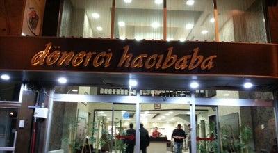 Photo of Doner Restaurant Dönerci Hacıbaba at Muratpaşa Mah. İsmetpaşa Cad. No:15, Yakutiye 25100, Turkey
