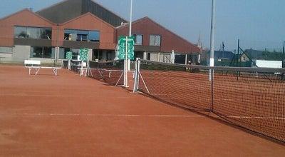 Photo of Tennis Court Tennisclub Yper at Augustijnenstraat 35a, Ieper 8900, Belgium