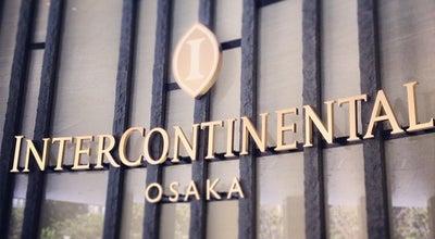 Photo of Hotel インターコンチネンタルホテル大阪 (InterContinental Osaka) at 北区大深町3-60, 大阪市 530-0011, Japan
