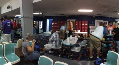 Photo of Bowling Alley PLAMOR BOWLING CENTER at Huntsville, AL 35805, United States
