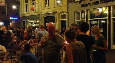 Photo of Nightlife Spot Tapperij Het Veulen at Korenbrugstraat 9a, Den Bosch 5211 EG, Netherlands