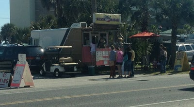 Photo of Fast Food Restaurant Tokyo Crepes at 110 E. Ashley Ave., Folly Beach, SC 29439, United States