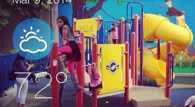 Photo of Playground J Lot Playground at On Primrose Ave, Burlingame, CA 94010, United States