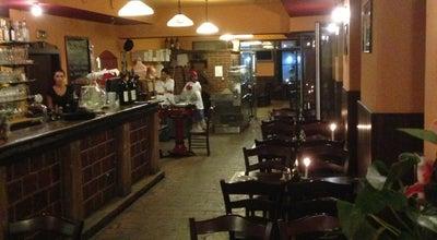 Photo of Italian Restaurant I Vecchi Amici at Liechtensteinstraße 24, Wien 1090, Austria