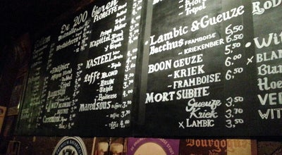 Photo of Pub Café Gollem at Raamsteeg 4, Amsterdam 1012 VZ, Netherlands