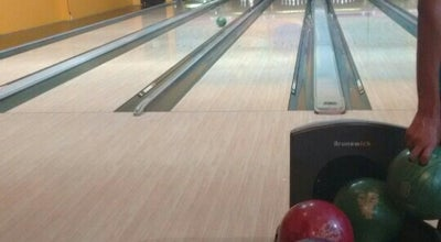 Photo of Bowling Alley Shopping Rio Mar Boliche at Brazil