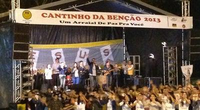 Photo of Music Venue Cantinho da benção at Açude Novo, Brazil