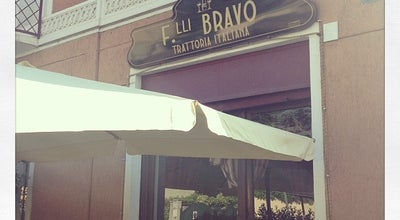 Photo of Italian Restaurant Trattoria fratelli Bravo at Corso Moncalieri 478, Torino 10133, Italy