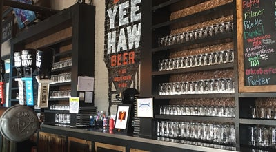 Photo of Brewery Yee-Haw Brewing Company at 126 Buffalo St, Johnson City, TN 37604, United States