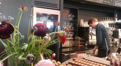 Photo of Cafe Fotografiskas café at Stadsgårdshamnen 22, Stockholm 116 45, Sweden