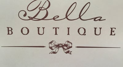 Photo of Miscellaneous Shop Bella Boutique at 1947 Union St, San Francisco, CA 94123, United States